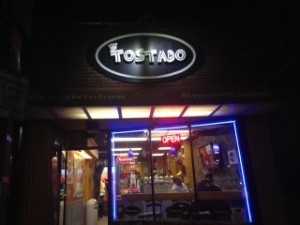 Tostado Sandwich Bar
